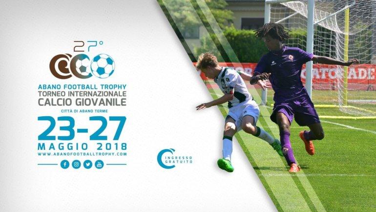 """Raccolta di manifestazioni di interesse alla sponsorizzazione del """"XXVII Torneo internazionale di calcio giovanile Città di Abano Terme"""""""