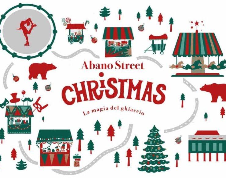 Abano Street Christmas