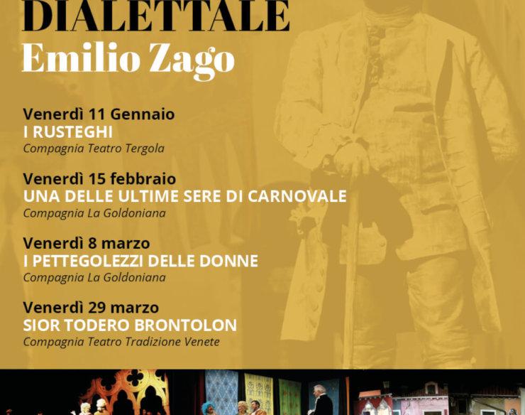 Rassegna teatrale Emilio Zago