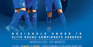 Europei di Calcio Under 19 ad Abano Terme