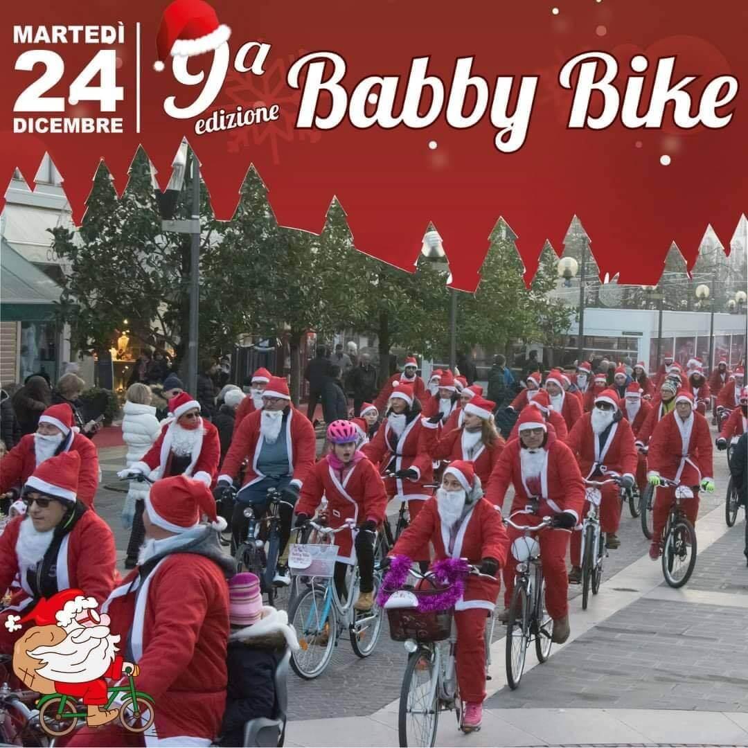 9^ Babby Bike, martedì 24 dicembre