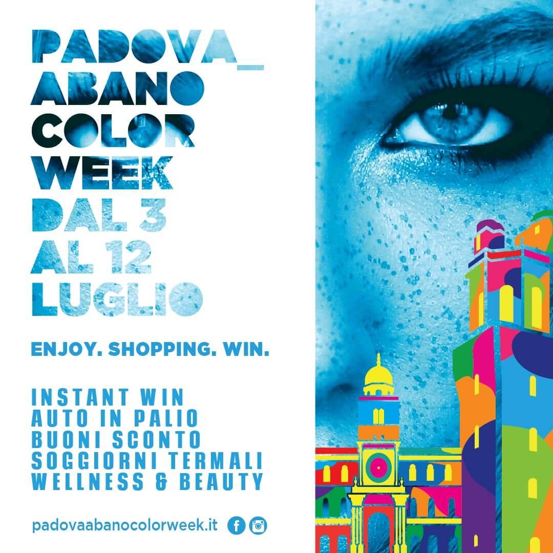 Padova Abano Color Week