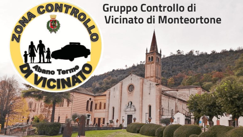 Controllo di Vicinato a Monteortone