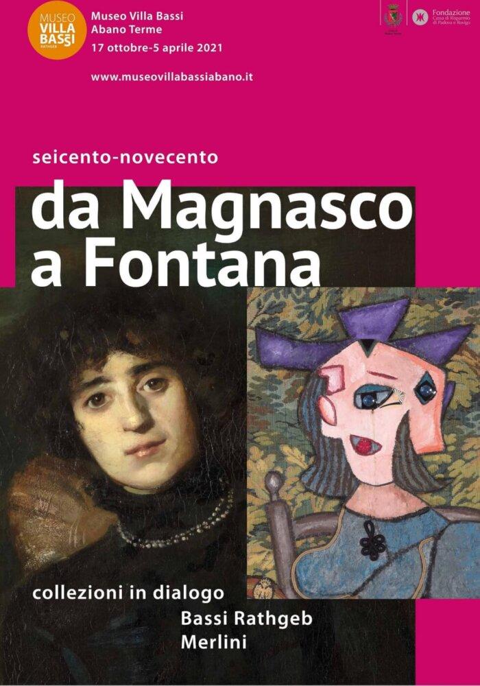 """Mostra """"Da Magnasco a Fontana"""""""
