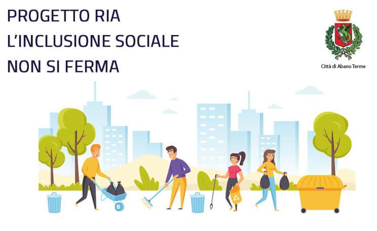 Progetto Ria: l'inclusione Sociale non si Ferma